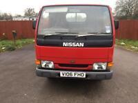 Nissan Cabstar tipper truck 1999 v reg