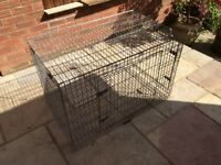 Large pet cary / stortage cage.