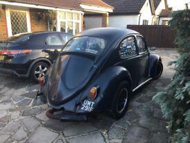 VW beetle 1968 2776cc