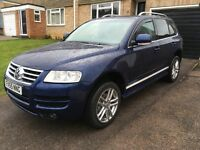VW Touareg 3.0 V6 TDI (Low Tax Bracket) Part ex / Swaps Considered