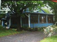 Cottage style house for rent availability July 1st