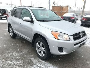 2012 Toyota RAV4 4X4 - NO ACCIDENT - SAFETY & WARRANTY INCL
