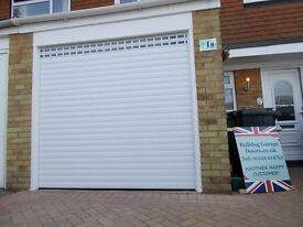 Roller Electric Garage doors from £799 fitted
