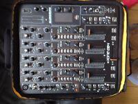 Allen & Heath Xone:DB4 4-Channel DJ Mixer & Built-in Effects FX Station
