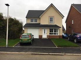 Room to rent in new build 3 bed detached house in St Athan
