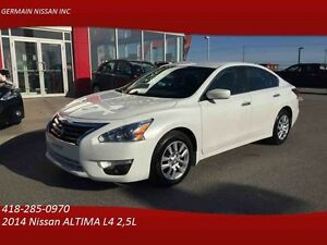 2014 Nissan ALTIMA 2.5-CRUISE-BLUETOOTH-A/C-