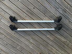 Genuine BMW X1 roof bars E84