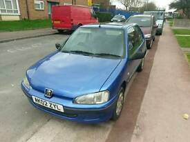 Peugeot 106 1.1 Blue, Long MOT