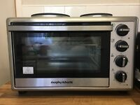 Morphy Richards Mini Oven With Hobs PRICE DROP