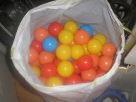 Bag of Coloured Balls