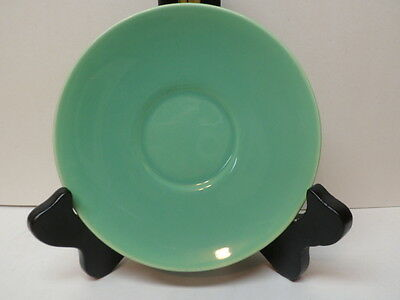 Franciscan El Patio Apple Green Saucer Only