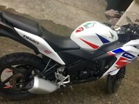 • 3050 miles only • in good condition • CBR 125 2014 • great for new riders and riders • commuter