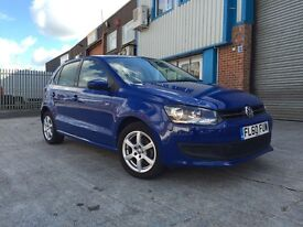 2010 VOLKSWAGEN POLO 1.4 PETROL ONLY 42000 MILES IMMACULATE CONDITION