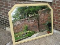 SUPER LARGE HUGE MASSIVE SHABBY CHIC MIRROR ANY ROOM GARDEN FURNITURE