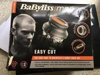 Babyliss for men shaver