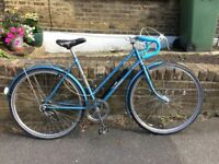 Vintage Raleigh Athena Ladies Bicycle