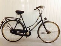 Sparta Classic Dutch city bike Fully serviced Excellent used Condition