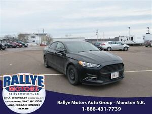 2014 Ford Fusion SE! Back-Up! Alloy! Nav! Heated!