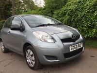 TOYOTA YARIS 1.0 T2 VVTI **2010 MODEL** IDEAL 1ST CAR**