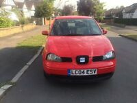 SEAT AROSA AUTOMATIC XENON LIGHTS BEAUTIFUL CAR MOT 28/02/2017