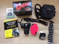 Canon EOS xsi 450D