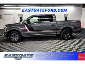 2018 Ford F-150 Lariat Sport Executive Unit