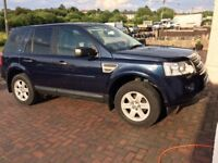 Freelander 2 diesel, tow hitch, one owner from new, very good for towing caravan