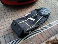 Dunlop golf bag travel bag.
