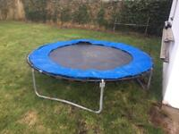 FREE trampoline 8ft