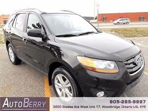 2010 Hyundai Santa Fe GLS AWD **CERT ETEST ONE OWNER ***