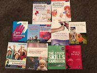 Nurse Paediatric study Education books for Degree University