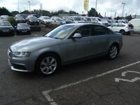 2008 08 AUDI A4 1.8 TFSI SE 4D 160 BHP***GUARANTEED FINANCE***PART EX WELCOME***