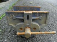 RECORD IRWIN 53 Carpenters Vice Weighs 16kg-Collect
