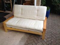 Futon Company 2 Seater Double Sofa Bed
