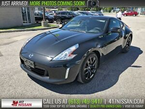 2016 Nissan 370Z Enthusiast   6-Speed Manual