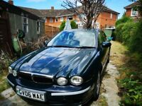 JAGUAR XTYPE 2LTR DIESEL GREAT FUEL ECONOMY cheap BARGAIN PRICED TO SELL
