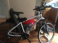 ORBEA Men's Comfort 20 Hybrid bike Large Frame new with extras