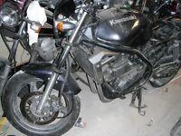 Kawasaki ER5 - Needs attention