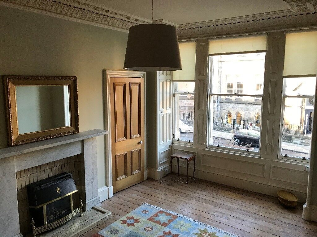 Lovely One Bedroom Flat in Marchmont | in Meadows ...