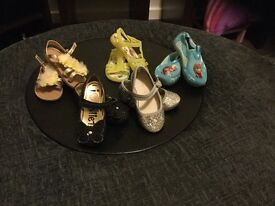 Girls shoes bundle - infant size 6