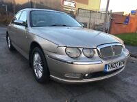 ROVER 75 CONNOISSEUR 1.8 FULL LEATHER SEATS 12 MONTHS MOT FULL SERVICE HISTORY AMAZING CAR