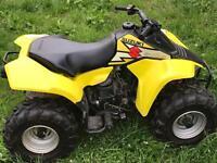 Suzuki lt80 (mint condition)