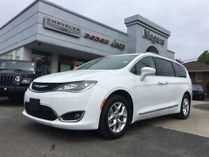 2017 Chrysler Pacifica TOURING L PLUS,LEATHER,HTD SEATS,ALLOYS,N