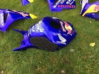 Cbr1000rr Red Bull, Fairings