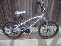 Magna Punish BMX in excellent condition like new. 10+ to adult
