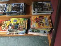 Large Amount of Various Role Playing Game Magazines inc White Dwarf