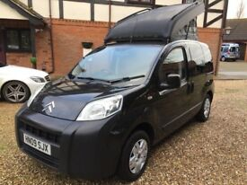 2009 Romahome Solo R10 Camper Van - 1.4HDi Citroen Nemo - 1 OWNER - PART EX WELCOME - FREE DELIVERY!