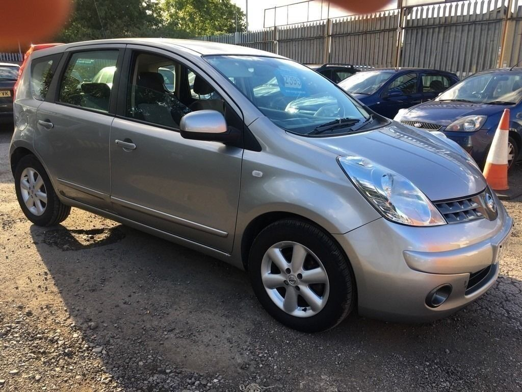 Nissan Note 1.6 16v Acenta S Hatchback 5dr Petrol Automatic **AUTOMATIC*Warranty Included