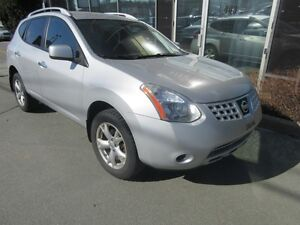 2010 Nissan Rogue SL AWD SUV WITH ALLOYS