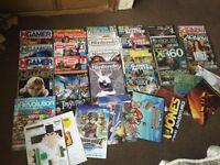Gaming mags
